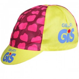 Gorra ciclista vintage Gis Gelati 2