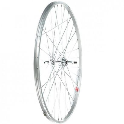 Rueda medida 650x28 bicicleta 6 - 7 velocidades