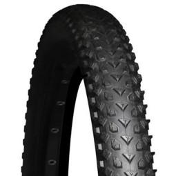 Cubierta fat bike 26x4.00 negra
