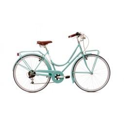 Bicicleta Saint Velo Cirella azul mujer