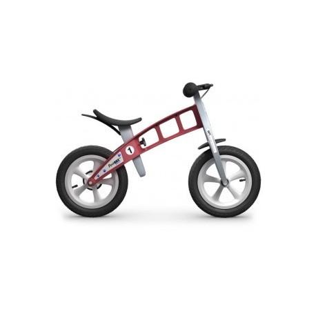 Bicicleta niño Firstbike Street con freno Roja