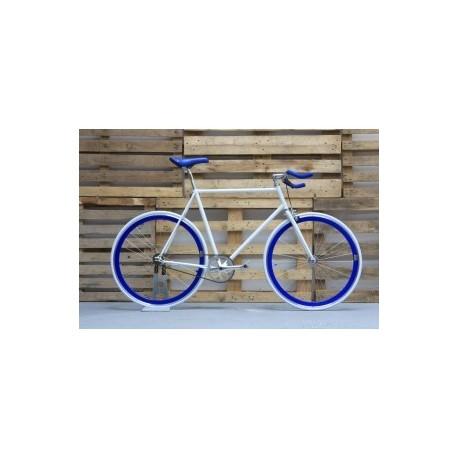 Bicicleta 4 blanca bulhorn
