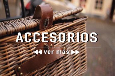 Accesorios de bicicletas